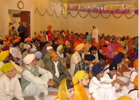 Dallas Gurdwara Sahib
