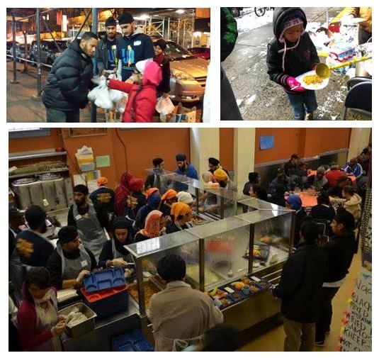 UNITED SIKHS Blog Blog Archive UNITED SIKHS Launches Food Bank